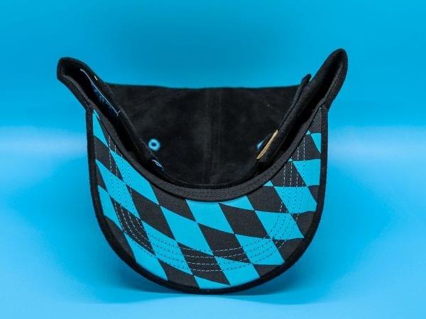 1487 Brewery Black Suede Hat
