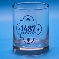 Shot Glass 1487 Brewery