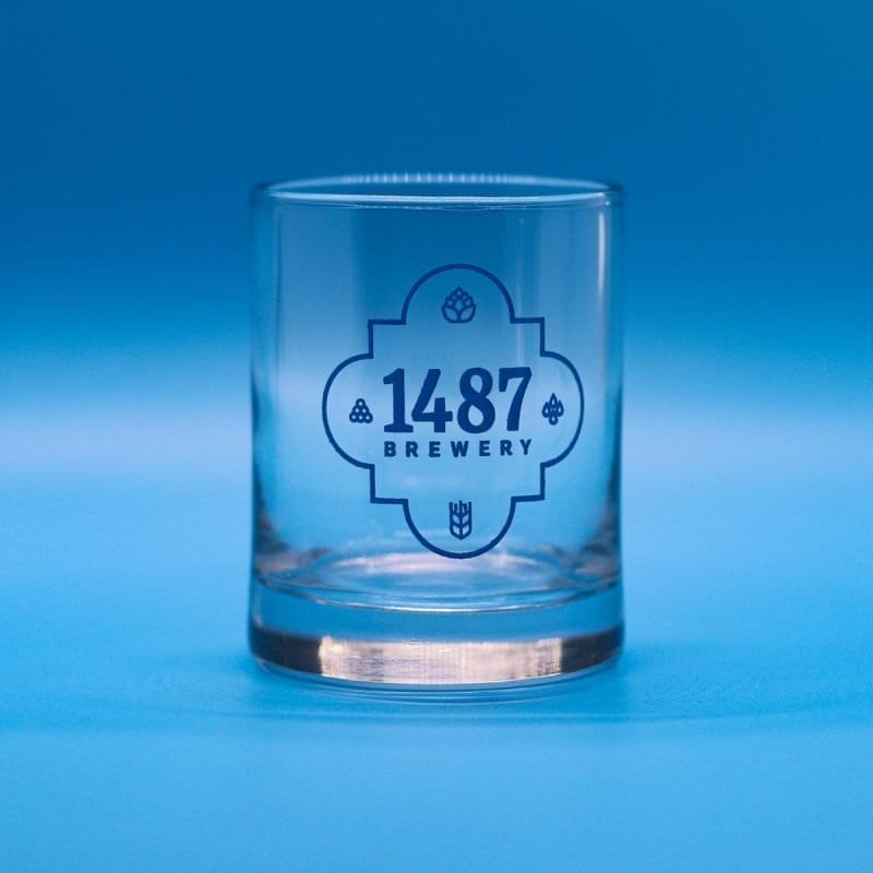 Shot Glass 1487 Brewery