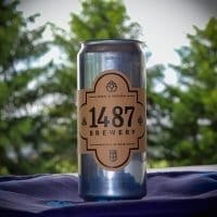 1487 Brewery Crowler (32oz)