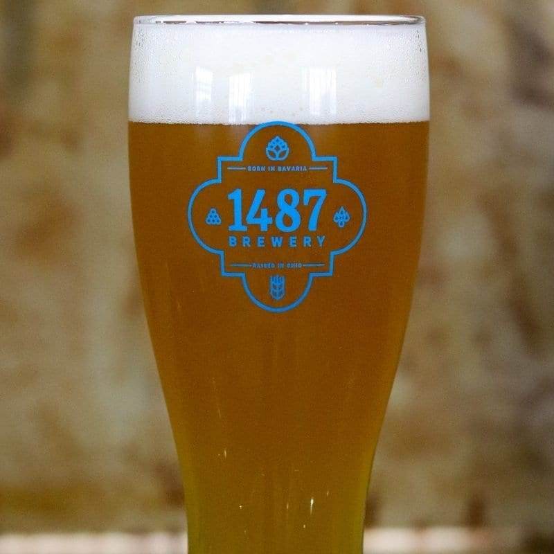 Hefeweizen - 1487 Brewery