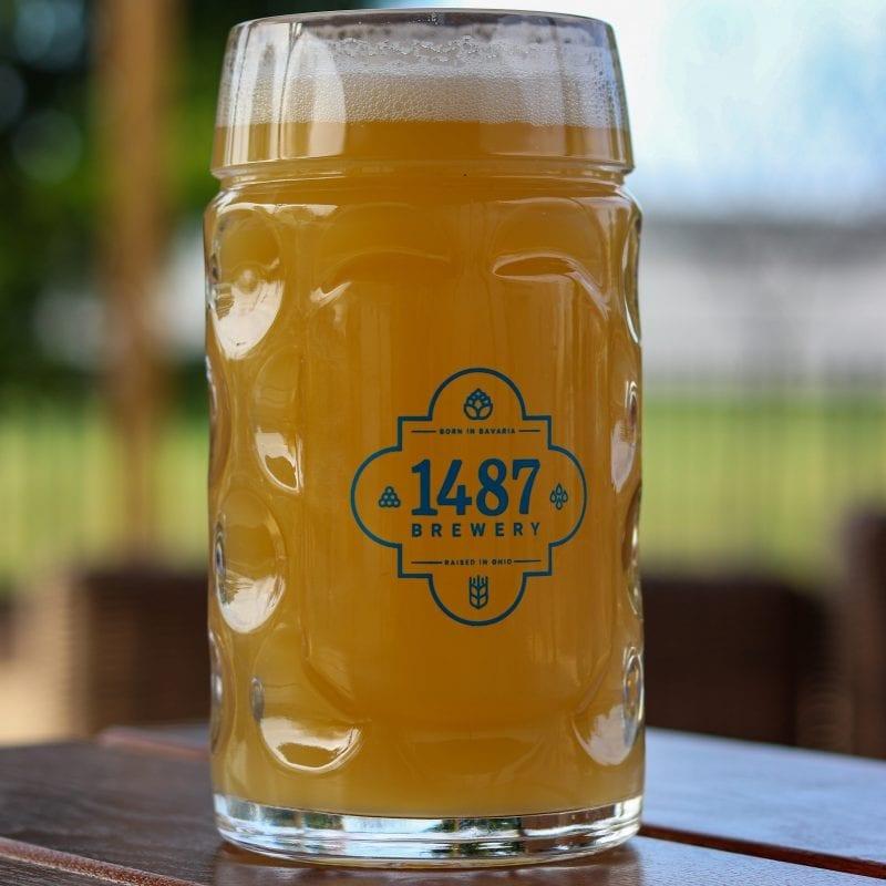 New England IPA - 1487 Brewery