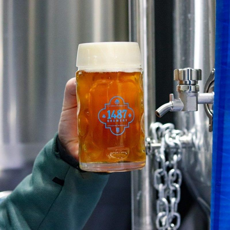 Vienna Lager - 1487 Brewery