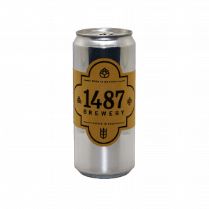 1487 Brewery Crowler