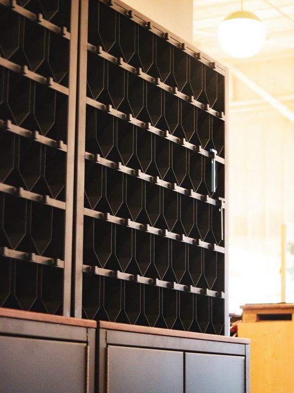 1487 Brewery Mug Club Locker