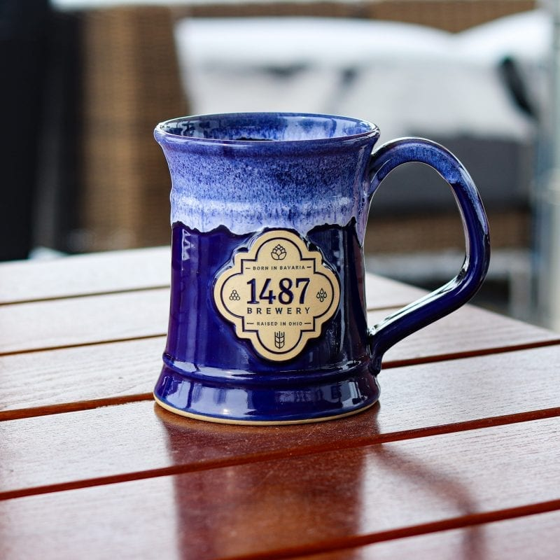 1487 Brewery Mug Club - Custom Mug