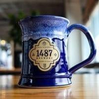 1487 Brewery Mug Club - Custom Mug